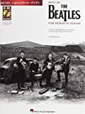 Best of The Beatles for Acoustic Guitar (Guitar Signature Licks) (063401417X) by Marshall, Wolf