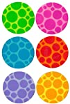 Munchkin Bathtub Grippy Dots 6 Pack