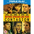 Contagion - Triple Play (Blu-ray + DVD + UV Copy) [Region Free]
