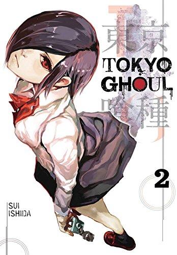 Tokyo Ghoul Volume 2