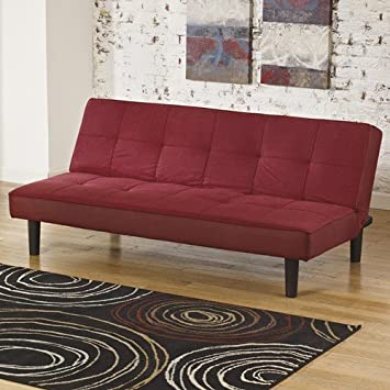 Vara Red Flip Flop Sofa