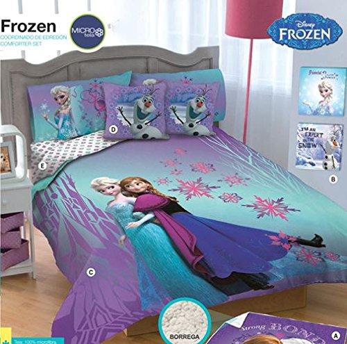 Frozen Reversible Comforter Complete Set (Full) front-103176