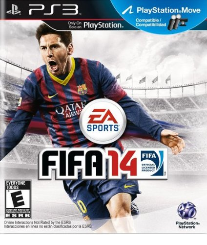 FIFA 14 - PS3 [Digital Code]