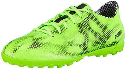 Adidas - F10 Tf, Scarpe Da Calcio da uomo, Verde (Grün (Solar Green/Core Black/Core Black)), 42 2/3
