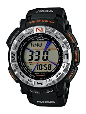 Casio PRG-260-1ER Pro Trek Mount Tarawera Outdoor-Watch from Casio