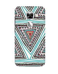 PickPattern Back Cover for LeEco Le Max 2