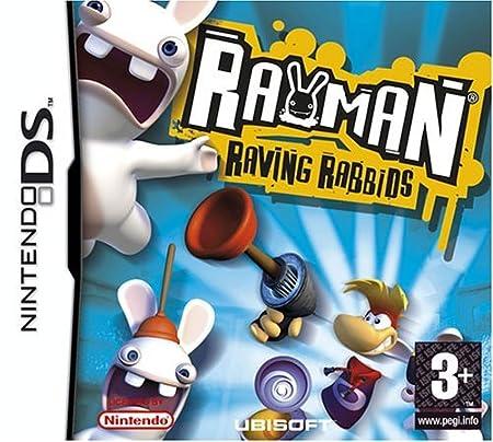 Rayman Raving Rabbids (Nintendo DS) by UBI Soft