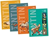 Herge Tintin Collection, Volumes 5 - 8, RRP £51.96 (Red Rackham's Treasure; The Seven Crystal Balls; Prisoners of the Sun; Land of the Black Gold; Destination Moon; Explorers on the Moon; Calculus Affair; Red Sea Sharks; Tibet; Castafiore Emerald; Fligh