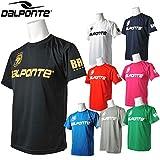 ダウポンチ(Dalponte) プラクティスTシャツ DPZ03 BLK M