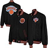 JH Designs New York Knicks Reversible Jacket by NYC Leather Factory Outlet