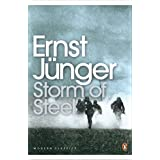 Storm of Steel (Penguin Modern Classics)by Ernst Junger