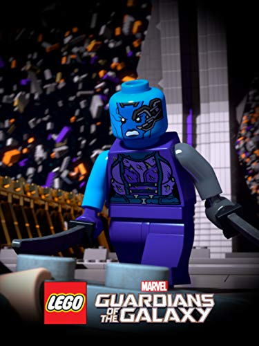 LEGO Marvel: Guardians of the Galaxy on Amazon Prime Video UK