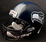 SEATTLE SEAHAWKS NFL Riddell Full Size REPLICA Football Helmet