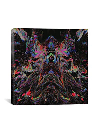 New Sacred 06 Gallery-Wrapped Canvas Print
