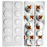 AquinTobs Reinigungstabletten Kaffeefettlöser in Blister 10 x 1,6g / AQ57001 für Kaffeevollautomaten, Kaffeemaschinen, Kaffeekannen, Thermoskannen uva.