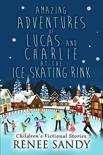 Amazing Adventures Of Lucas and Charlie At The Ice Skating Rink (6)