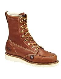 "Thorogood Men's American Heritage 8"" Moc-Toe Boot"