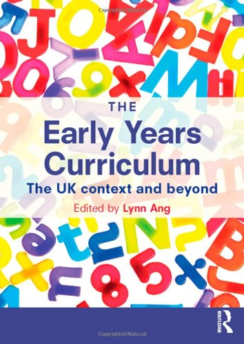 The Early Years Curriculum: The Uk Context And Beyond front-1006071