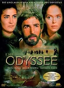 Die Odyssee (3er DVD-Digipak im edlen Schuber)