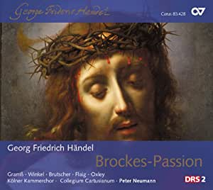 Handel.: Brockes Passion Hwv48