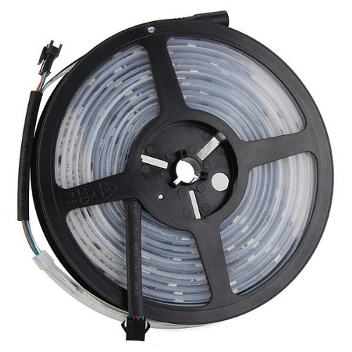 5M Rgb Waterproof Led Strip Light Chasing Magic Dream Color Addressable
