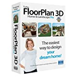 Turbo Floor Plan 3D Home & Landscape Pro 2015 PC