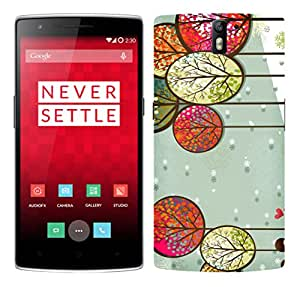 WOW Printed Designer Mobile Case Back Cover for Oneplus One 1+1