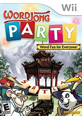 Word Jong Party