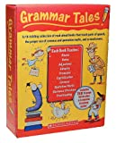 img - for Grammar Tales Box Set: A Rib-Tickling Collection of Read-Aloud Books That Teach 10 Essential Rules of Usage and Mechanics book / textbook / text book