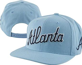 MLB American Needle Atlanta Braves Cooperstown Collection Snapback Light Blue by American Needle