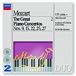 Mozart: The Great Piano Concertos, Vo...