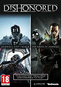 Dishonored DLC Double Pack: Dunwall City Trials and The Knife of Dunwall (PC DVD)