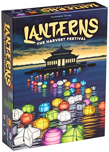 Lanterns Harvest Festival Board Game