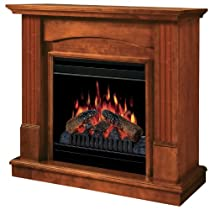 Hot Sale Dimplex Tessa Electric Fireplace, CFP3685A, Amaretto