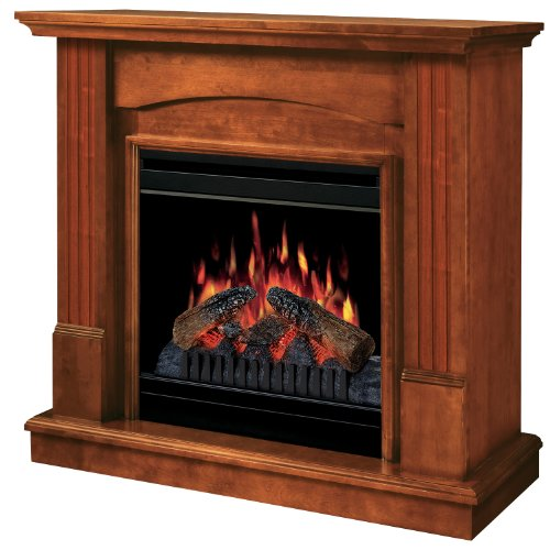 Dimplex Tessa Electric Fireplace, CFP3685A, Amaretto