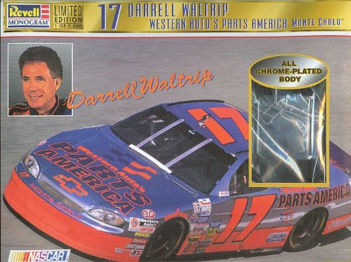 Revell 1/25 Darrell Waltrip Western Auto Monte Carlo Model Kit