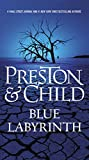 img - for Blue Labyrinth (Agent Pendergast series) book / textbook / text book