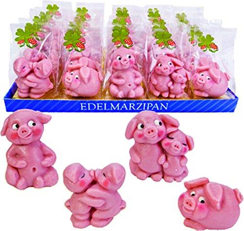 Funsch Marzipan Pig in Cello Bag
