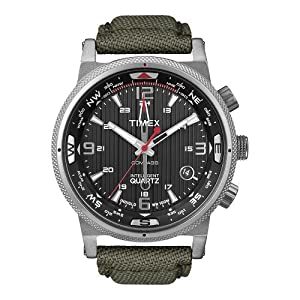 Timex Men's Watch IQ Compass T2N726