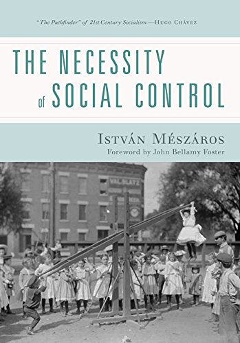 The Necessity of Social Control