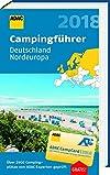 ADAC Camping Caravaning Führer Deutschland Nordeuropa 2018