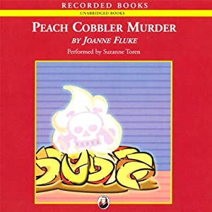 Peach Cobbler Murder Audiobook