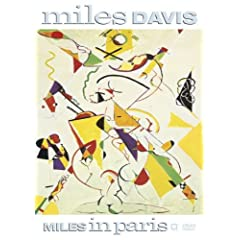 Miles Davis : Miles In Paris - DVD