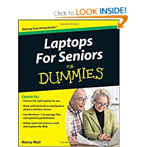 Best Laptop for a Senior Citizen?.