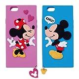 ミッキーマウス ミニーマウス iPhoneケースセット iPhone6対応【東京ディズニーリゾート限定】