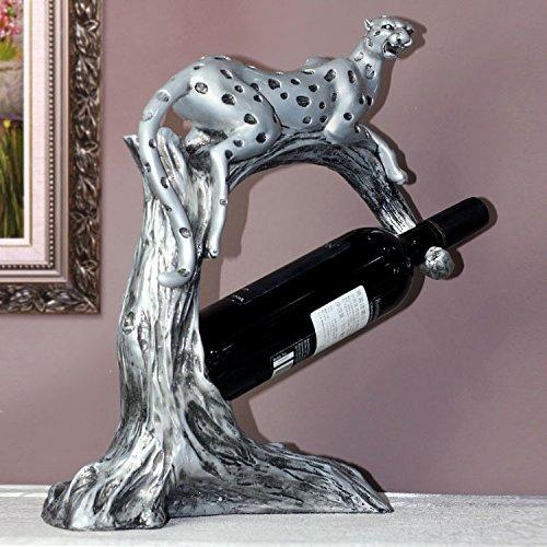 winerack-wineracks-wine-racks-wine-rack-05-home-decoration-leopard-retro-fashion-resin-wine-rack-sil