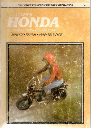 Honda 50-110cc Ohc Singles: 1965-1986 Service, Repair, Maintenance, Alan Harold Ahlstrand, Alan Almstrand, Ed Scott