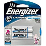 EVEREADY E2 Lithium Batteries AA 2/pack (Case Of 12)