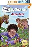 Calendar Mysteries #6: June Jam (A Stepping Stone Book(TM))
