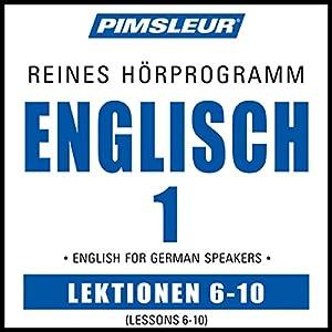 ESL German Phase 1, Unit 06-10 Hörbuch